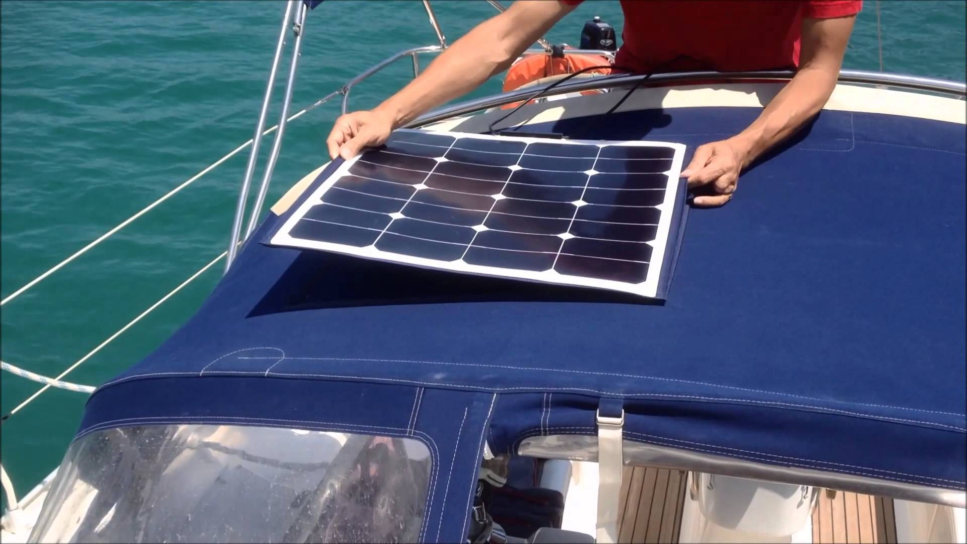 How To Install Marine Solar Panels | Solar Energy