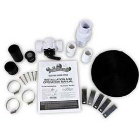 Smart SK21 System Installation Kit for Inground Pool Solar Heating System, Model S601